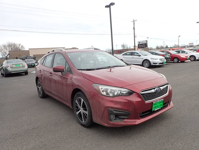 New 2019 Subaru Impreza 2.0i Premium 5-door For Sale/Lease Hermiston