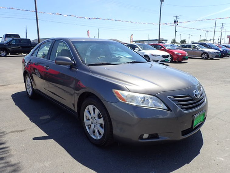 2007 Toyota Camry For Sale >> 2007 Used Toyota Camry For Sale Hermiston Or Vin