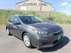 Certified Used 2018 Subaru Impreza 2.0i Premium 5-door 4S3GTAD69J3749132 For sale in Hermiston OR, near Pasco WA.