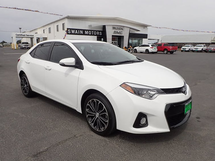 Used Toyota Corolla For Sale >> 2015 Used Toyota Corolla For Sale Hermiston Or Vin