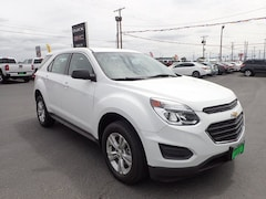 Used 2016 Chevrolet Equinox LS SUV 2GNFLEEK8G6264603 for sale in Herminston, near Kennewick WA