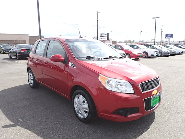 Used 2011 Chevrolet Aveo Aveo 5 Hatchback in Hermiston