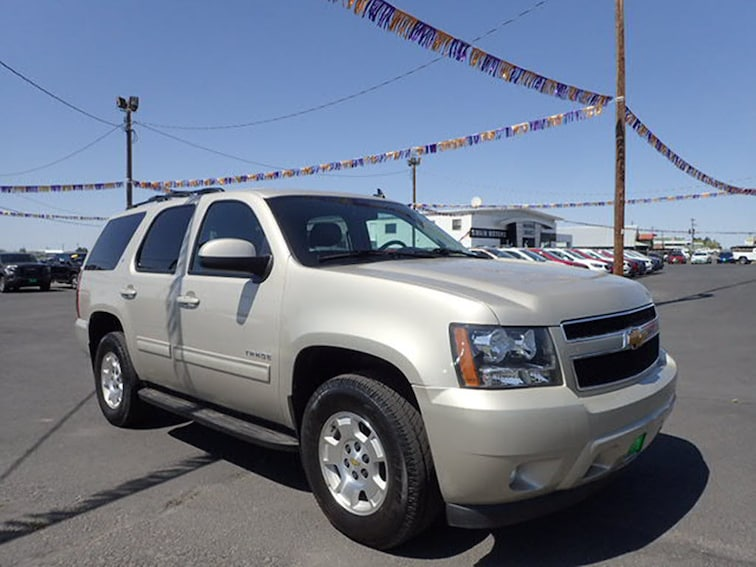 Used 2014 Chevrolet Tahoe LT SUV in Hermiston
