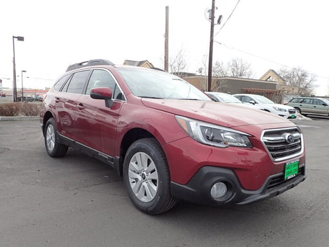 New 2019 Subaru Outback 2.5i Premium SUV For Sale/Lease Hermiston