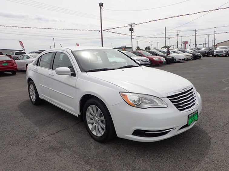 Used 2013 Chrysler 200 Touring Sedan in Hermiston