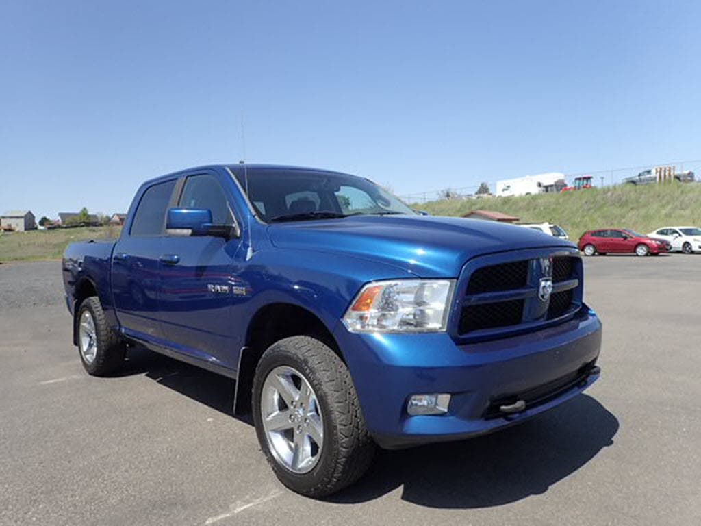 Used Dodge Ram 1500 For Sale >> 2009 Used Dodge Ram 1500 For Sale Hermiston Or Vin 1d3hv13t89s730201