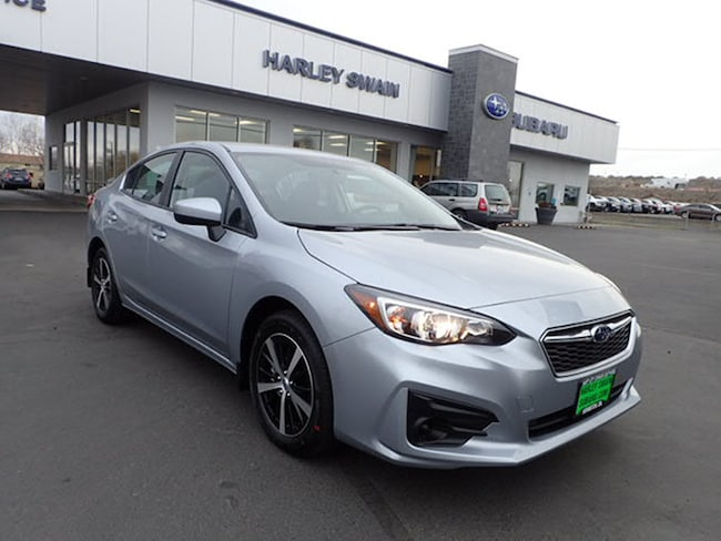 New 2019 Subaru Impreza 2.0i Premium Sedan For Sale/Lease Hermiston