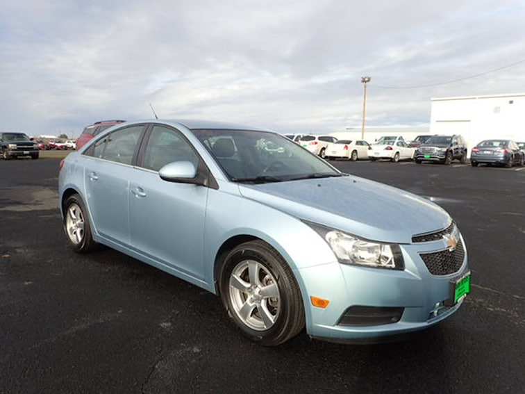 Used 2011 Chevrolet Cruze Sedan in Hermiston