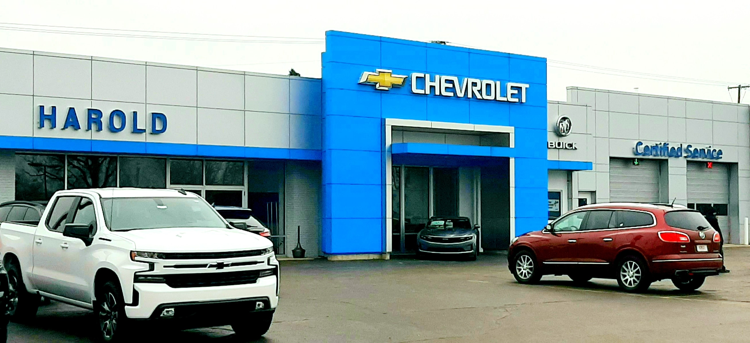 Harold Chevrolet Buick Dealership