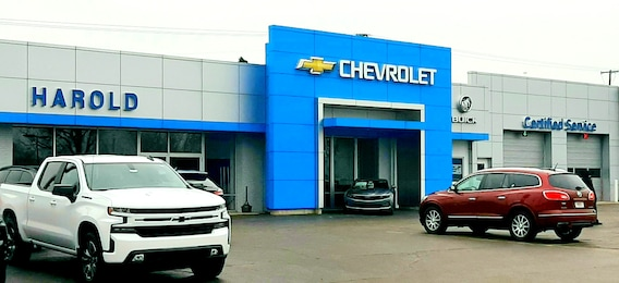 The Basics Of Leasing At Harold Chevrolet Buick