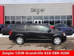 New Chrysler Dodge Jeep Ram 2019 Dodge Grand Caravan SE Passenger Van 2C4RDGBG0KR624372 for sale in Kalamazoo, MI