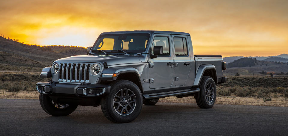 New Jeep Gladiator For Sale in Grandville