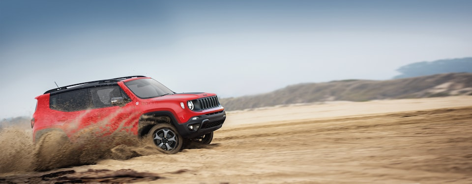 New Jeep Renegade Trailhawk for sale in Grandville