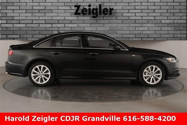 2018 Audi A6 2.0T Sedan