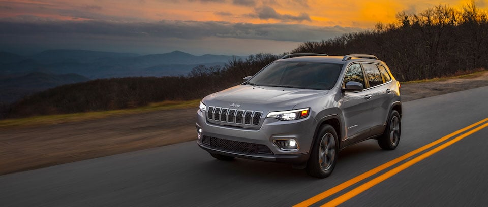 New Jeep Cherokee in Grand Rapids