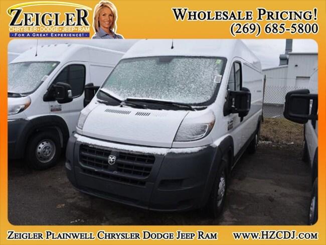 2018 Ram ProMaster 2500 CARGO VAN HIGH ROOF 159 WB Cargo Van