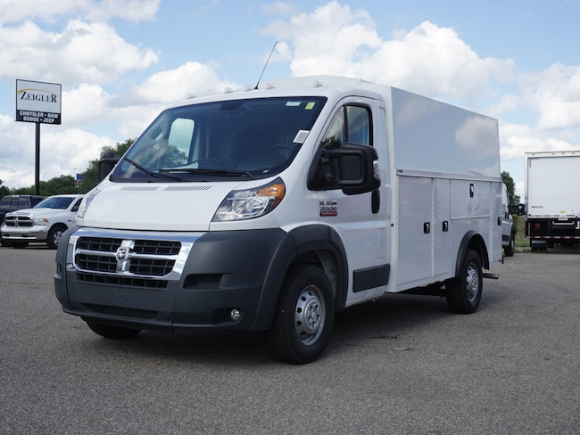 2018 Ram ProMaster 3500 CUTAWAY 136 WB / 81 CA Chassis