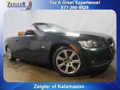 Used Vehicles for sale 2007 BMW 335i Convertible in Kalamazoo, MI
