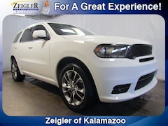 New Chrysler Dodge Jeep Ram 2019 Dodge Durango GT PLUS AWD Sport Utility 1C4RDJDGXKC560943 for sale in Kalamazoo, MI