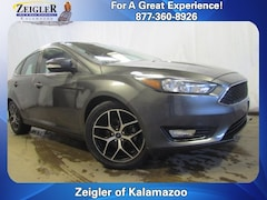 Used Vehicles for sale 2018 Ford Focus SEL Hatchback in Kalamazoo, MI