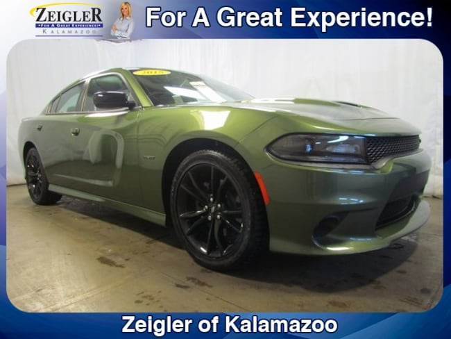 New 2018 Dodge Charger For Sale Kalamazoo Mi Vin 2c3cdxct6jh284803