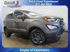 Used Vehicles for sale 2018 Ford EcoSport SES SUV in Kalamazoo, MI