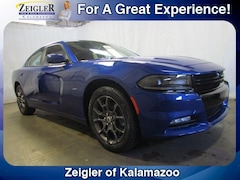 New Chrysler Dodge Jeep Ram 2018 Dodge Charger GT PLUS AWD Sedan 2C3CDXJG0JH291493 for sale in Kalamazoo, MI