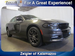 New Chrysler Dodge Jeep Ram 2018 Dodge Charger GT AWD Sedan 2C3CDXJG9JH291489 for sale in Kalamazoo, MI