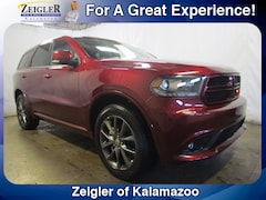 New Chrysler Dodge Jeep Ram 2018 Dodge Durango GT AWD Sport Utility 1C4RDJDG4JC330569 for sale in Kalamazoo, MI