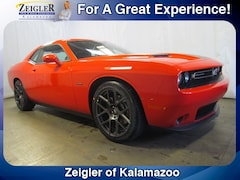 New Chrysler Dodge Jeep Ram 2018 Dodge Challenger R/T PLUS Coupe 2C3CDZBTXJH326306 for sale in Kalamazoo, MI