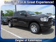 New Chrysler Dodge Jeep Ram 2019 Ram 1500 TRADESMAN CREW CAB 4X4 5'7 BOX Crew Cab 1C6SRFGT3KN541719 for sale in Kalamazoo, MI