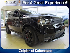 New Chrysler Dodge Jeep Ram 2019 Dodge Durango SRT AWD Sport Utility 1C4SDJGJXKC550566 for sale in Kalamazoo, MI