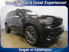 New Chrysler Dodge Jeep Ram 2018 Dodge Durango GT AWD Sport Utility 1C4RDJDG7JC291234 for sale in Kalamazoo, MI
