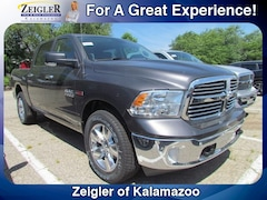 New Chrysler Dodge Jeep Ram 2018 Ram 1500 BIG HORN CREW CAB 4X4 5'7 BOX Crew Cab 1C6RR7LM6JS245645 for sale in Kalamazoo, MI