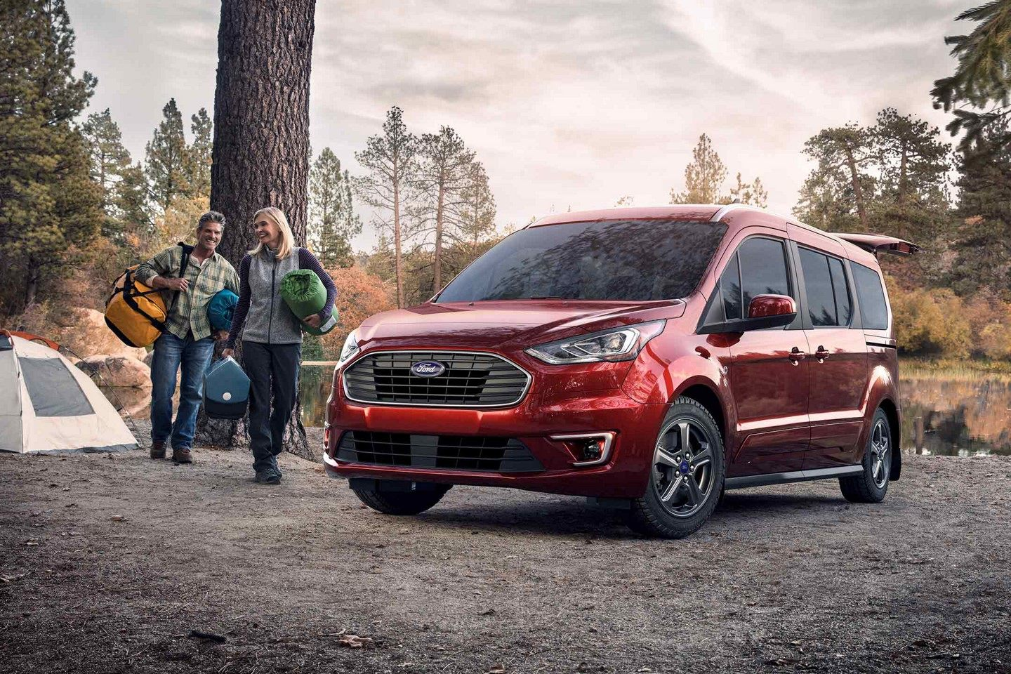 2019 Ford Transit Connect Elkhart, IN