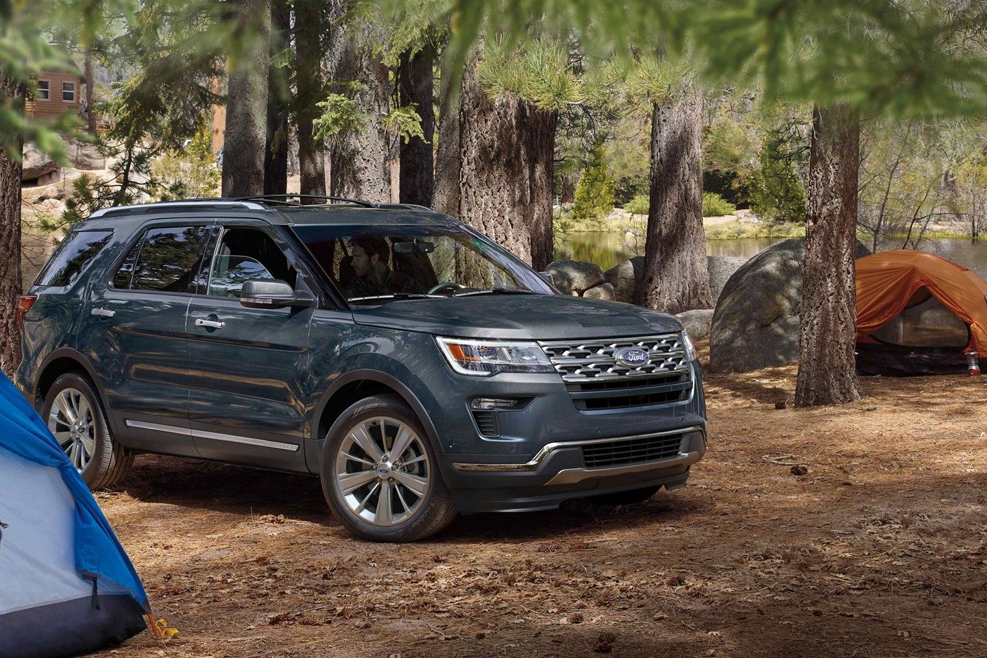 Ford Explorer Safety