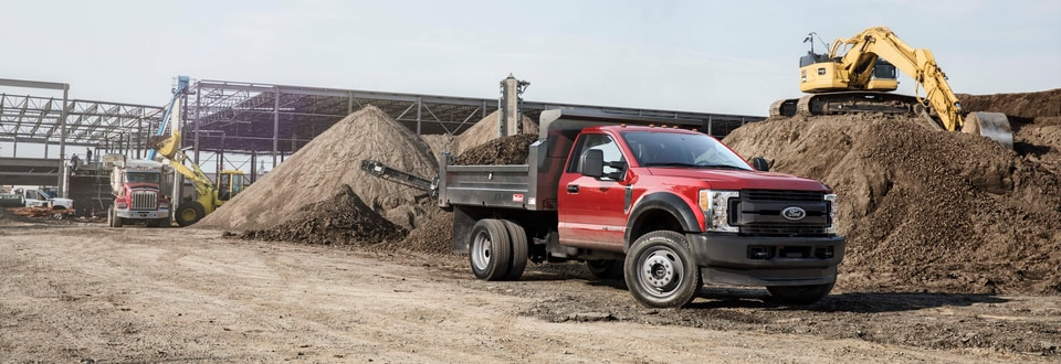 Ford F-350 Chassis Cab