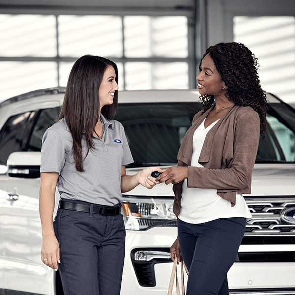 How Does Ford Leasing Work?