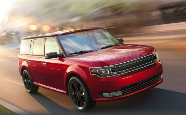 New 2019 Ford Flex back up camera Zeigler Ford Elkhart Nappanee, IN