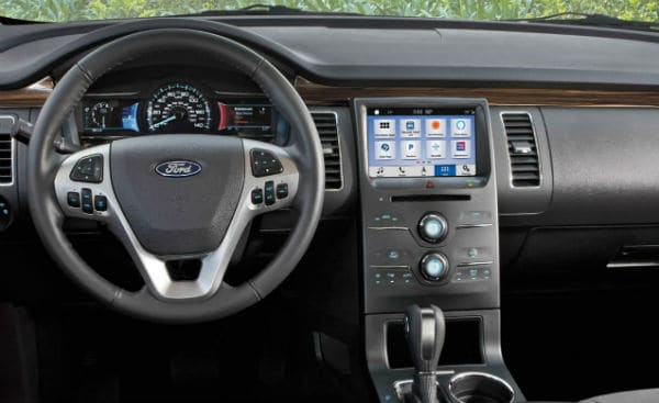 New 2019 Ford Flex Dash Zeigler Ford Elkhart Nappanee, IN