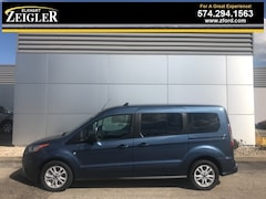New 2019 Ford Transit Connect XLT Passenger Wagon Wagon Passenger Wagon LWB for sale in Granger, IN