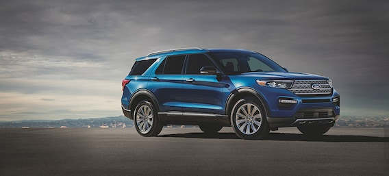 New Ford Explorer >> All New 2020 Ford Explorer For Sale In Elkhart In