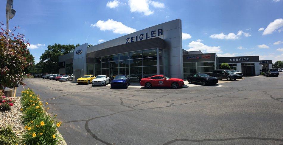 Harold Zeigler Ford Dealer >> Elkhart Ford Dealer About Harold Zeigler Ford