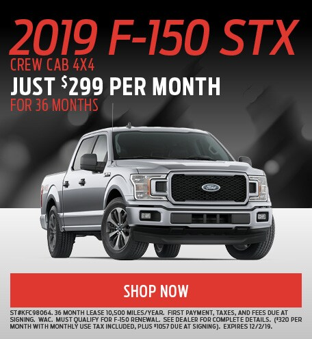 November Ford F-150 Special