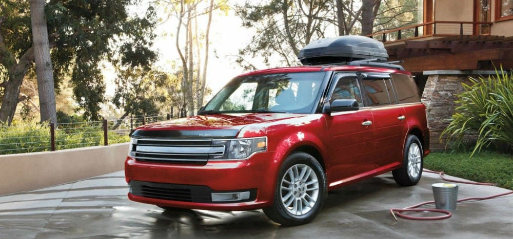 New 2019 Ford Flex Zeigler Ford Elkhart Nappanee, IN