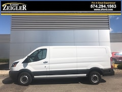 New 2017 Ford Transit-250 XL Van Low Roof Cargo Van 1FTYR2ZG7HKB53169 for sale in Granger, IN