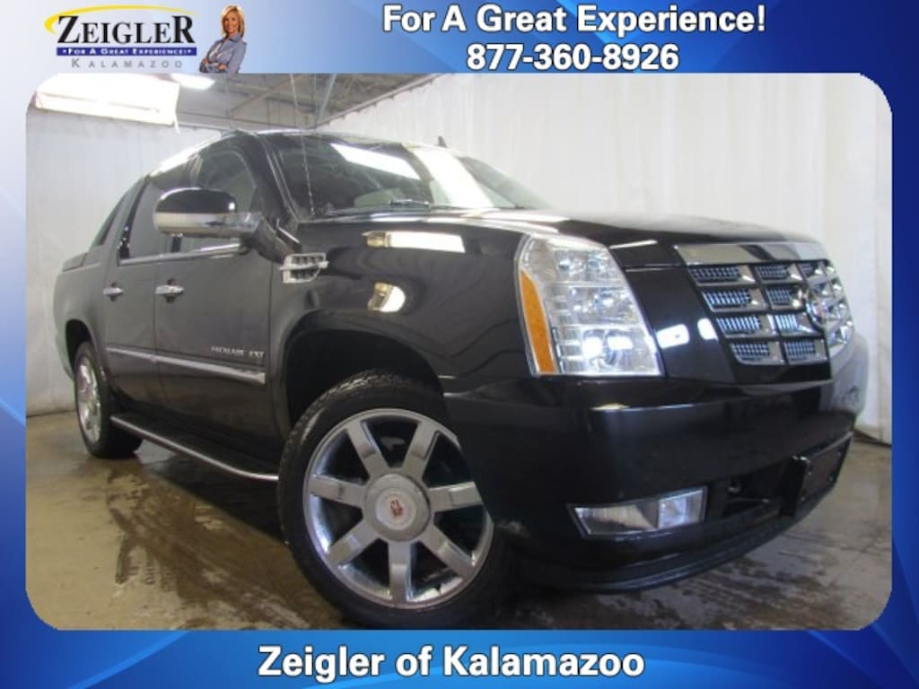 Escalade Ext For Sale >> Used 2013 Cadillac Escalade Ext For Sale At Zeigler Lincoln Of