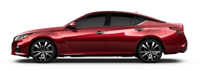 Nissan Altima at Zeigler Nissan of Orland Park