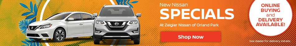New Nissan Specials - 2020 May