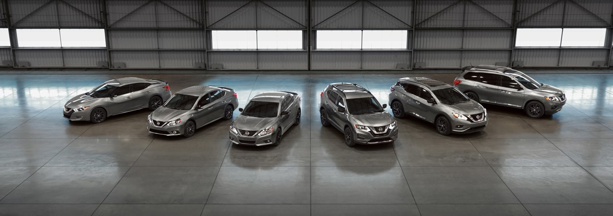 New Nissan Lineup in Orland Park